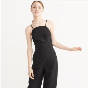 Abercrombie and Fitch lace back jumpsuit